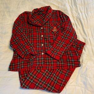 Women's Pajama Set Size Large